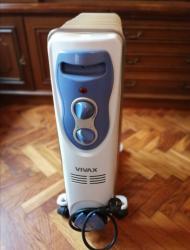 Radijatori - Srbija: Vivax uljni radijator. U ispravnom stanju