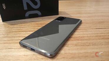 Samsung galaxy a3 - Азербайджан: Samsung Galaxy S20 128 ГБ Серый