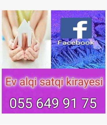 Bakı şəhərində Emlak ev alqi satqi kiraye 570 azn icareye arendaya obyekt satdiq