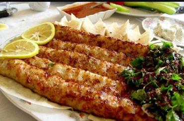 Bakı şəhərində Tecili xirdalanda yerleşen restorana kababci telab olunur iş saati