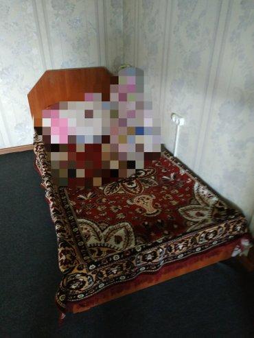 Срочно продаю кровать, дёшево, вместе в Бишкек