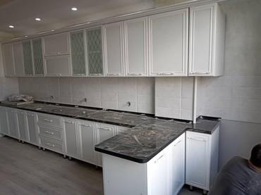 Нур Бай мебель кухонный гарнитур на заказ качества  в Бишкек