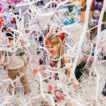БУМАЖНОЕ ШОУ * Детские праздники в в Бишкек