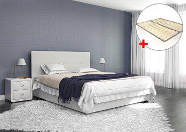 """Кровать «Селена» с решеткой от мебельной фабрики """"Perrino"""" Сделано в Бишкек"""