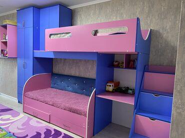Детская мебель. Состояние отличное .ПРОДАЮ СРОЧНО!!!есть торг