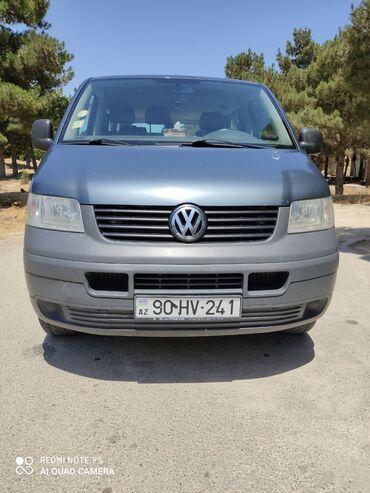 volkswagen 2008 в Азербайджан: Volkswagen Caravelle 1.9 л. 2008 | 226000 км