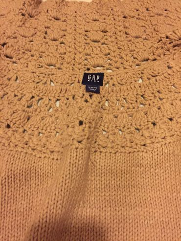 Gap Girls 13 χρ, XL kids πλεκτό παλτό αγορασμενο στο Παρίσι . Αφόρετο  σε Υπόλοιπο Αττικής - εικόνες 2