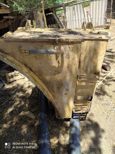 Бак на трактор