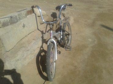 Спорт и хобби - Боконбаево: Прдаю Велосипед в среднем состаянии модель UKRAINA 20 купил 2500 сомо