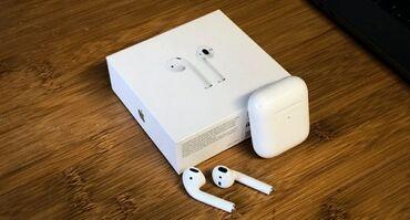 блютуз-наушники-lg-купить в Кыргызстан: Apple airpods2 (1:1) люксовая копияпрямо сейчас у вас есть шанс купить