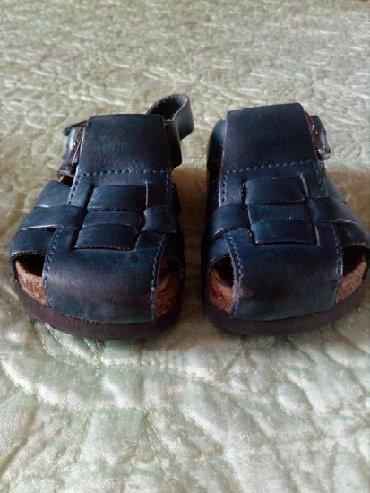 Farmerice ali broju - Srbija: Grubin sandale, vel 24,al odgovara broju 23,kao nove, jedino malo