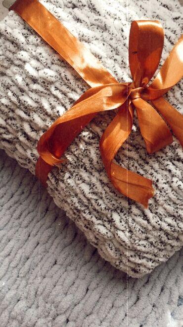Очень мягкие и тёплые одеяла из Alize puffy на заказ!Цвет и размер на