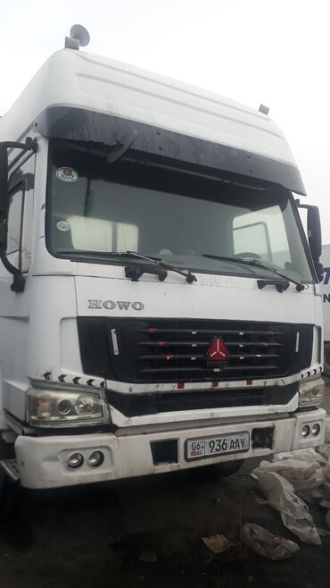Транспорт - Кыргызстан: Грузовики