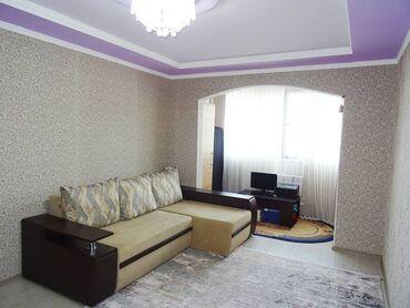 Продажа квартир - Тех паспорт - Бишкек: 106 серия улучшенная, 1 комната, 43 кв. м Бронированные двери, Дизайнерский ремонт, Лифт
