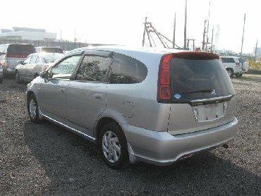 Автозапчасти в Тюп: Бампер задний Хонда Стрим,обсалют,, (цвет серебро)