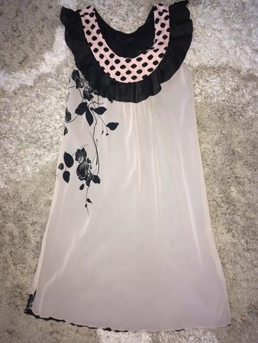 | Raska: P. S. zenska haljinica, malo nosena, 38 veličina