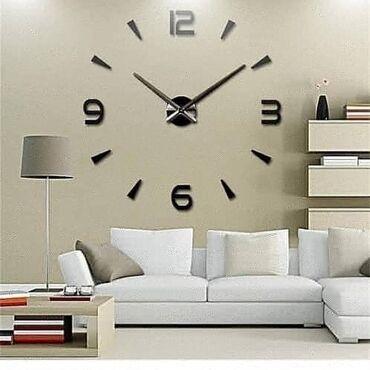 санитайзер настенный бишкек в Кыргызстан: Настенные 3Д часы премиум класса со склада в Бишкеке!!!Размер
