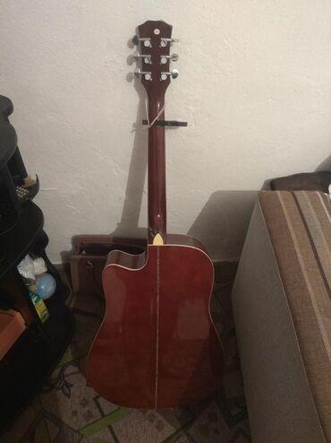 velosiped dlja detej market в Кыргызстан: Продаю отличную шикарную акустика, гитару состояния зынк в комлекте