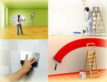 Предлагаю услуги по ремонту квартир: частный мастер-универсал, все