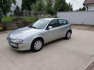 Alfa Romeo 147 2004 - Belgrade