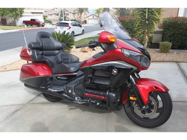 2015 honda goldwing for sale. all papers. dm me - Belgrade