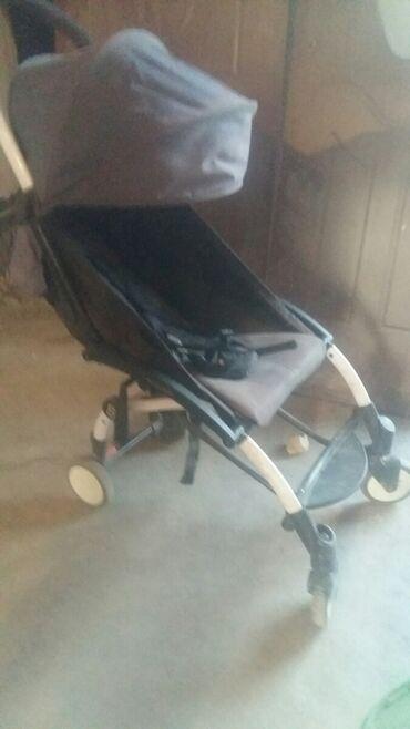 Продаю кроватку для ребенка и коляску вместе!