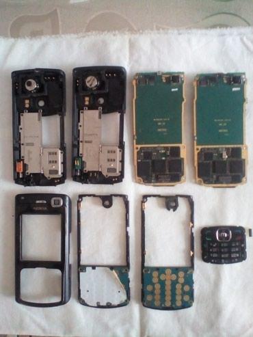 Nokia N70. Ehtiyat hisseleri - Bakı