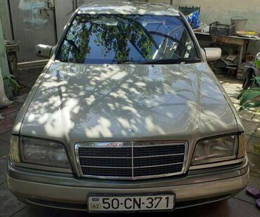 Mercedes-Benz C 180 1.8 l. 1994 | 363754 km
