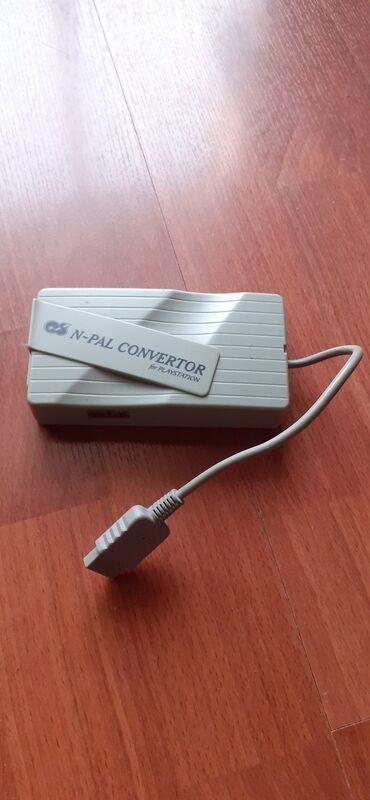 Elektronika - Zrenjanin: N-PAL CONVERTOR za Playstation  Prodajem stvari iz svoje kuće koje mi