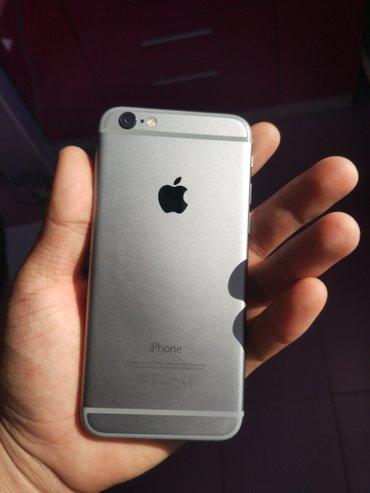 IPhone 6 64gb Silver, в идеальном в Бишкек