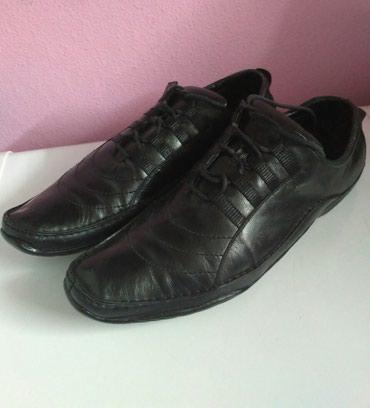 Кожаные туфли 44 размер в идеальном состоянии, 3 микрорайон. в Бишкек