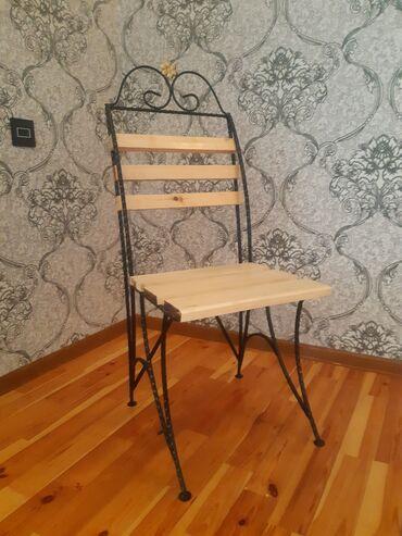 Kafe ucun stol stul satilir - Азербайджан: Stul. Demir stul. Stol. Stul