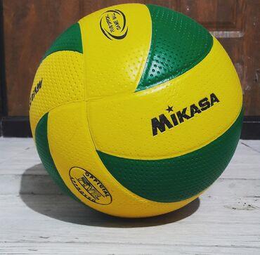Волейбольный мяч. Состояние хорошое  использован 2-3 раза г.Токмок
