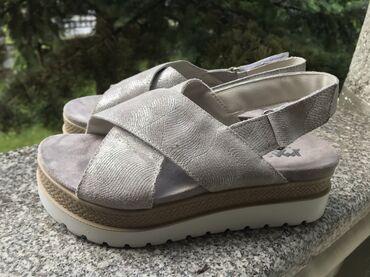 """Nove kozne sandale""""MAC"""", broj 36 gazište 23 cm"""