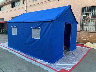 палатки бишкек in Кыргызстан | ПАЛАТКИ: Продаётся палатка. Размер 3м×4м. Плотная ткань каркас
