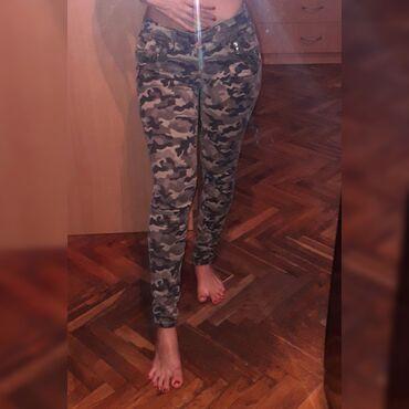 Vojnicke pantalone - Srbija: Vojnicke farmerke