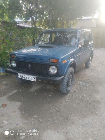 Транспорт - Базар-Коргон: ВАЗ (ЛАДА) 4x4 Нива 1.8 л. 2001 | 65885456 км