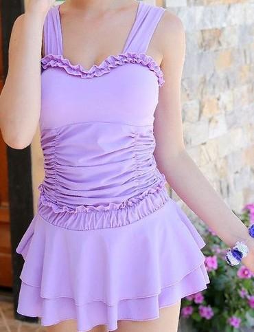 Купальник-48-размер - Кыргызстан: Купальник-платье,новый, размер 48-50 – прекрасный вариант для девушек