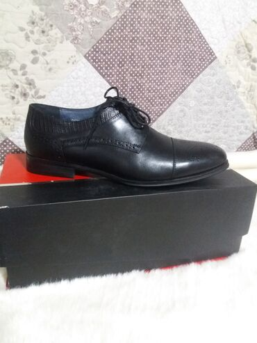 бордовые мужские мокасины в Кыргызстан: Мужские туфли. Новые