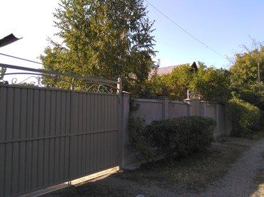 Продается дом, с мебелью и бытовой техникой,  in Бишкек