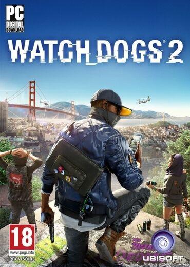 sony netbook - Azərbaycan: Watch Dogs 2 Epic Games Hesabı  3 Ədəd Qalıb