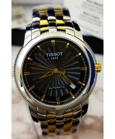 Черные Мужские Наручные часы Tissot
