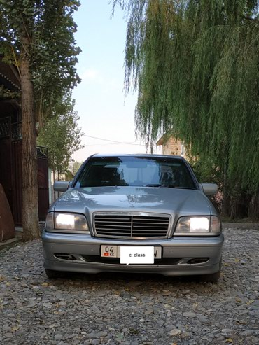 Mercedes-Benz C 240 1997 в Джалал-Абад