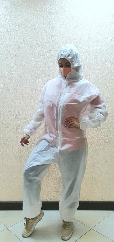 фасоны узбекских платьев в Кыргызстан: Защитный костюм, комбинезон Спандбонд 30г/м2 Спандбонд 40г/м2