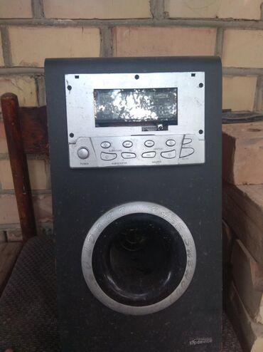 radio-mikrofon-shure-sm58 в Кыргызстан: Саб буфер в отличном состоянии