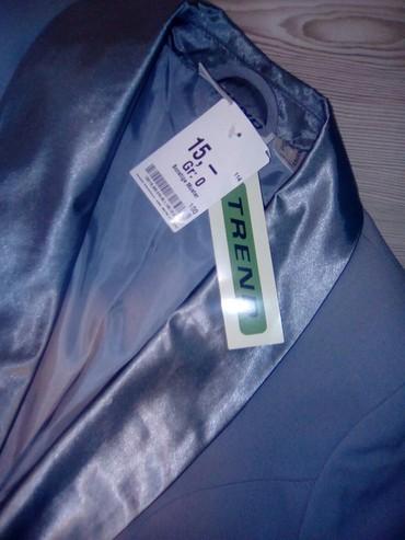 Sako-sa - Srbija: Sako sivi nov sa etiketom