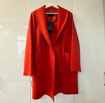 Красивое пальто, от бренда Massimo dutti, новый, покупали для себя, но