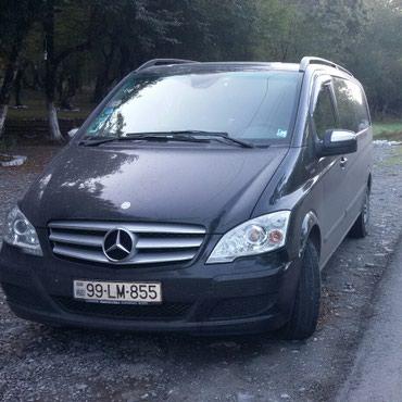 Bakı şəhərində Mercedes-Benz