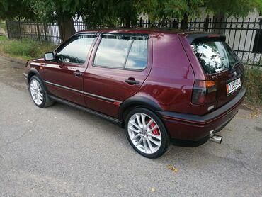 Автомобили - Джалал-Абад: Volkswagen Golf 2.8 л. 1994   198250 км