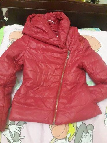 детская куртка на 6-8 лет... сост хорошая... весна-осень.. тел:0707131 в Бишкек